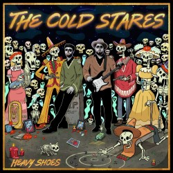 The Cold Stares - Heavy Shoes (Gold Vinyl)