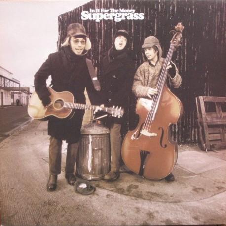 """Supergrass - In It For The Money (+ Bonus 12"""")"""