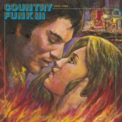 Various - Country Funk Vol 3 1975-1982 (Red & Blue Swirl Vinyl)