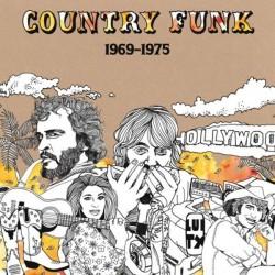 Various - Country Funk 1969-1975 (Orange Swirl Vinyl)