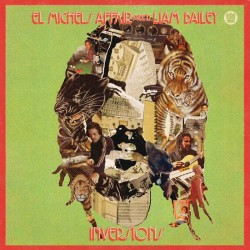 El Michels Affair / Liam Bailey - Ekundayo Inversions (Trans Red Vinyl)