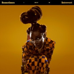 Little Simz - Sometimes I Might Be Introvert (Milky Clear Vinyl)