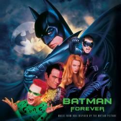 Various - Batman Forever Soundtrack (Blue / Silver Vinyl)