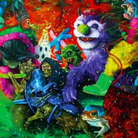Tropical Fuck Storm - A Laughing Death In Meatspace (LTD Purple Vinyl)