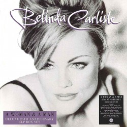 Belinda Carlisle - A Woman And A Man: 25th Ann Deluxe Edition
