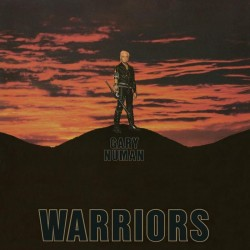 Gary Numan - Warriors (LTD Orange Vinyl)