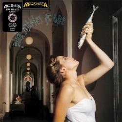 Helloween - Pink Bubbles Go Ape (30th Ann Splatter Vinyl)