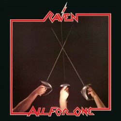 """Raven - All For One (Bonus 10"""")"""