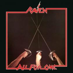 "Raven - All For One (Purple Vinyl + 10"")"