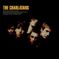 The Charlatans - S/T (Marbled Yellow Vinyl)