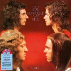 Slade - Old New Borrowed And Blue (LTD Splatter Vinyl)