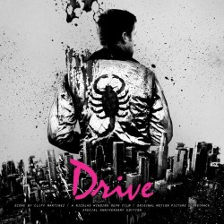 Cliff Martinez - Drive Soundtrack (10th Ann Pink Marble / Blue Marble)