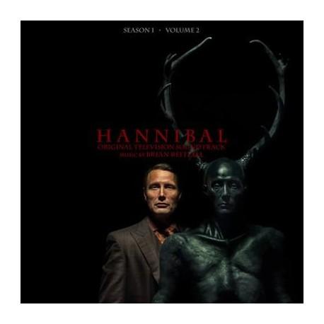 Brian Reitzell - Hannibal Season 1 Volume 2