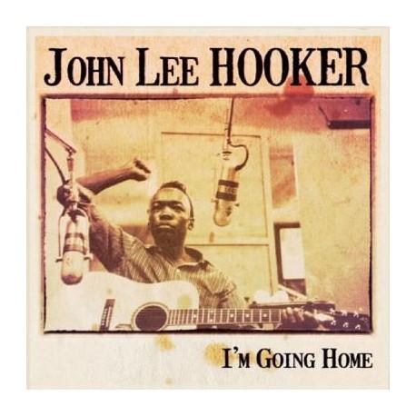 John Lee Hooker - I'm Going Home