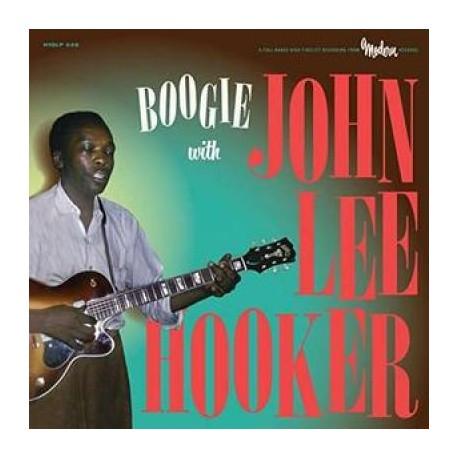 John Lee Hooker - Boogie With