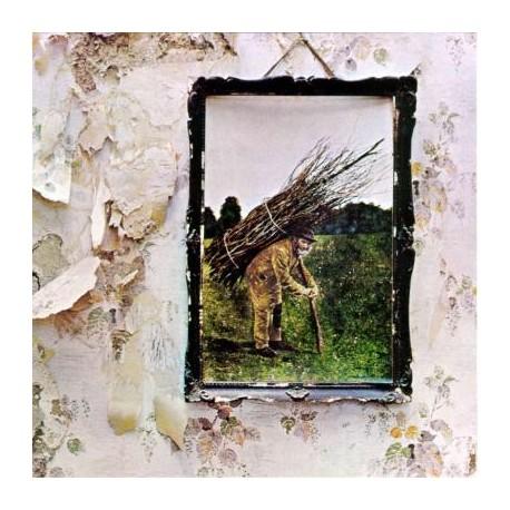 Led Zeppelin - Iv (single Lp)