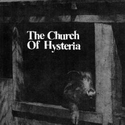 "Church Of Hysteria / Colostomy Baguette- Split 7"" -"