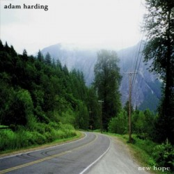 Adam Harding - New Hope 7""