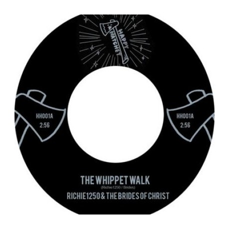 Richie 1250 And The Brides Of Christ - The Whippet Walk