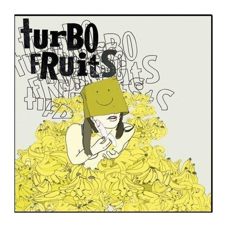 Turbo Fruits - Mama's Mad Cos I Fried My Brain 7inch