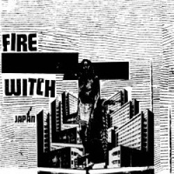 "Fire Witch - Japan 10"" EP"