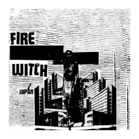 """Fire Witch - Japan 10"""" EP"""