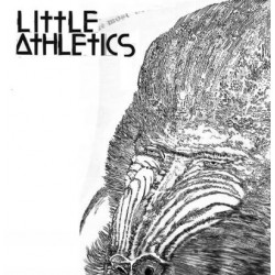 Little Athletics - Three Squares/cardboard Box 7""