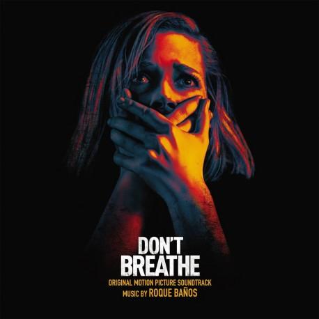 Roque Banos - Don't Breathe Soundtrack (LTD Orange Vinyl)