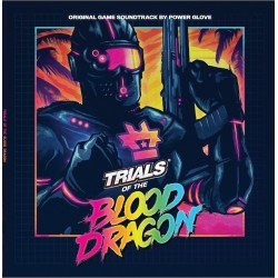 Power Glove Soundtrack - Trials Of The Blood Dragon (LTD Pink Vinyl)