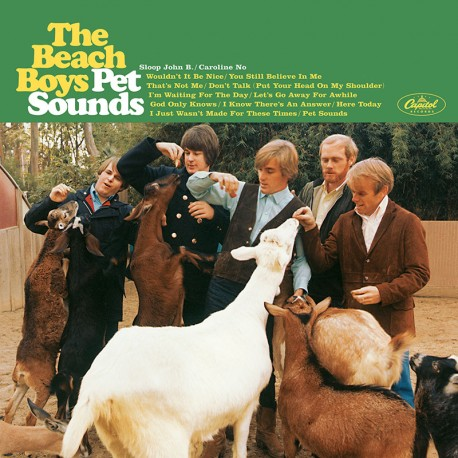 Beach Boys - Pet Sounds (50th Anniversary Mono Reissue)