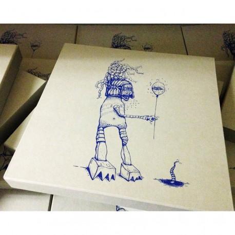 Dead - The Trilogy (5 LP Box Set)