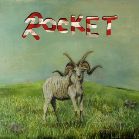 (Sandy) Alex G - Rocket (LTD Red Vinyl)