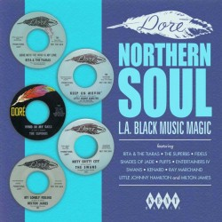 Various - Dore Northern Soul: L.A. Black Music Magic