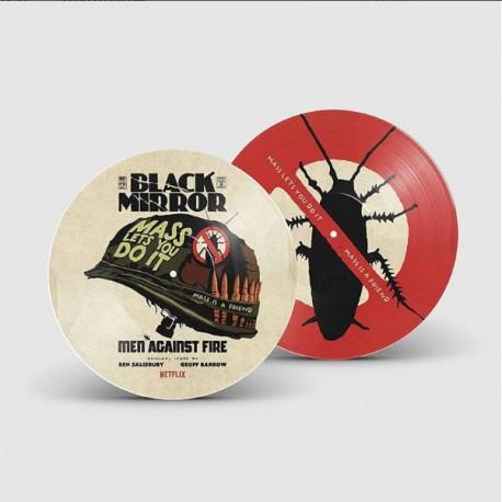 Geoff Barrow And Ben Salisbury - Black Mirror: Men Against Fire (LTD Pic Disc)