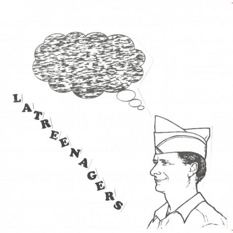 Latreenagers - S/T EP