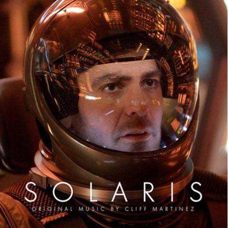 Cliff Martinez - Solaris: Original Music By Cliff Martinez (Cosmic Coloured Vinyl)