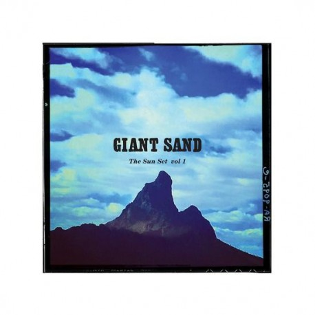 Giant Sand - The Sun Set: Volume One (8 LP Box)