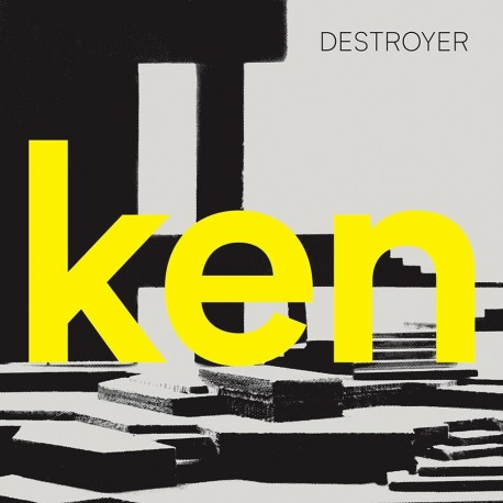 """Destroyer - Ken (Yellow Vinyl + 7"""")"""