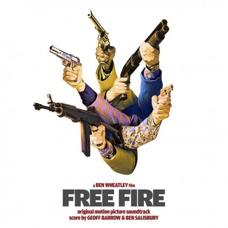 Geoff Barrow And Ben Salisbury - Free Fire Soundtrack