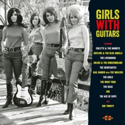 Various - Girls With Guitars