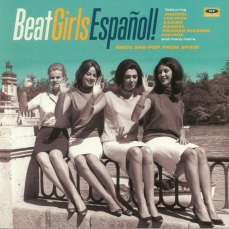 Various - Beat Girls Espanol! 1960s She-Pop From Spain