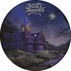King Diamond - Them (Pic Disc)