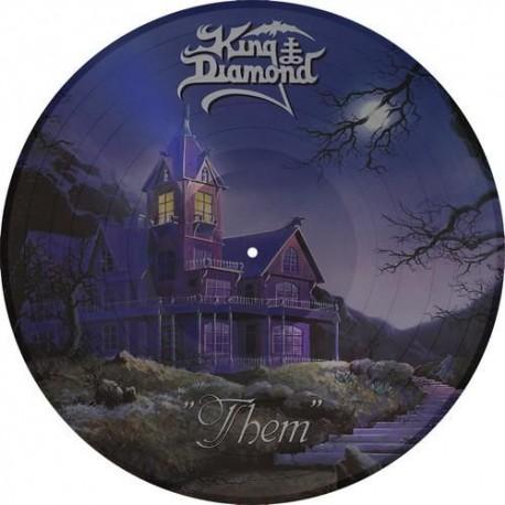 King Diamond - Them (Pic Disc)