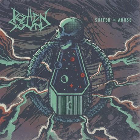 Rotten Sound - Suffer To Abuse (LTD Blue Vinyl)