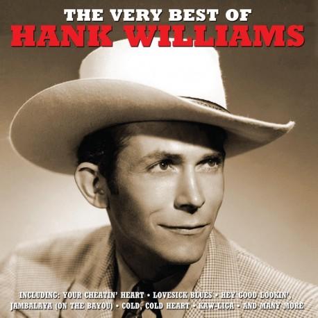 Hank Williams - The Very Best Of Hank Williams (180g Red Vinyl)