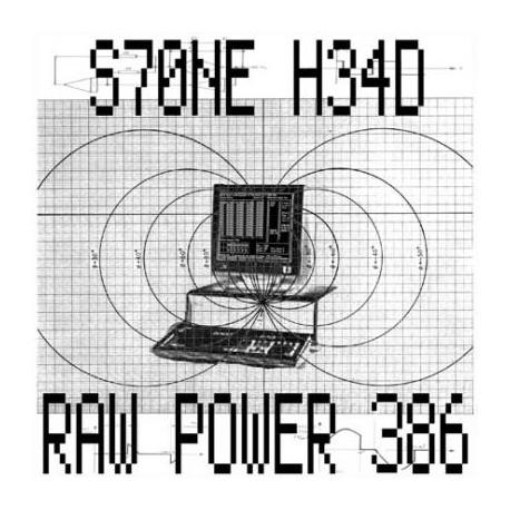 Stone Head Raw Power 386 Thornbury Records
