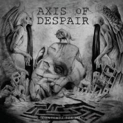 Axis Of Despair - Contempt For Man (LTD Coloured Vinyl)
