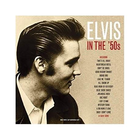 Elvis Presley - Elvis In The 50s (Red Vinyl)