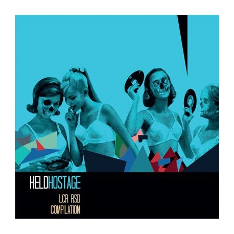 Held Hostage - Learning Curve Records Compilation