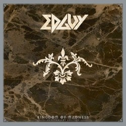 Edguy - Kingdom Of Madness (Anniversary Edition Clear Vinyl)